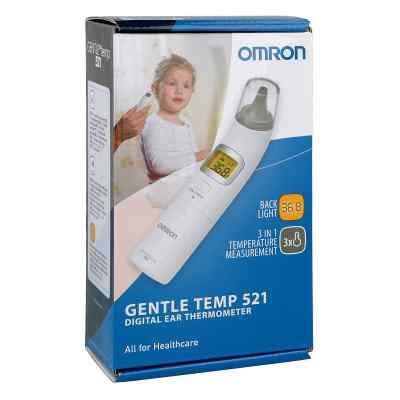 Omron Gentle Temp 521 digit.Infrarot-Ohrtherm.3in1  bei juvalis.de bestellen