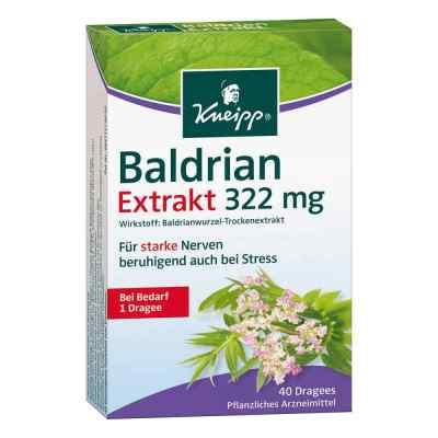 Kneipp Baldrian Extrakt 322mg  bei juvalis.de bestellen