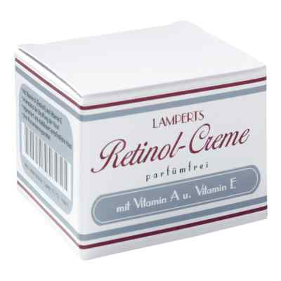 Retinol Creme parfümfrei Lamperts  bei juvalis.de bestellen