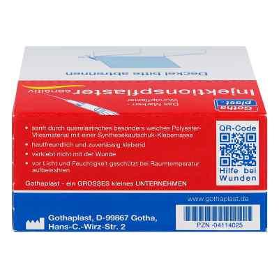 Gothaplast Injektionspfl.sensitiv 1,7x4 cm  bei juvalis.de bestellen