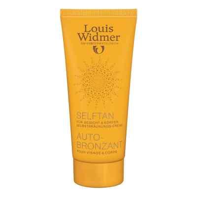 Widmer Selftan Lotion leicht parfümiert  bei juvalis.de bestellen