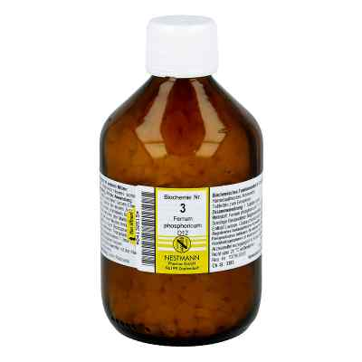 Biochemie 3 Ferrum phosphoricum D12 Tabletten  bei juvalis.de bestellen