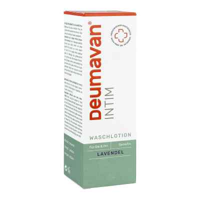 Deumavan Waschlotion sensitiv mit Lavendel  bei juvalis.de bestellen