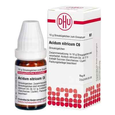 Acidum Nitricum C 6 Globuli  bei juvalis.de bestellen