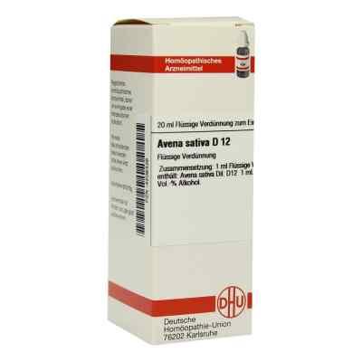 Avena Sativa D12 Dilution  bei juvalis.de bestellen