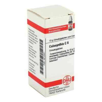 Colocynthis C6 Globuli  bei juvalis.de bestellen