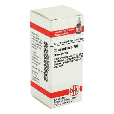 Colocynthis C200 Globuli  bei juvalis.de bestellen