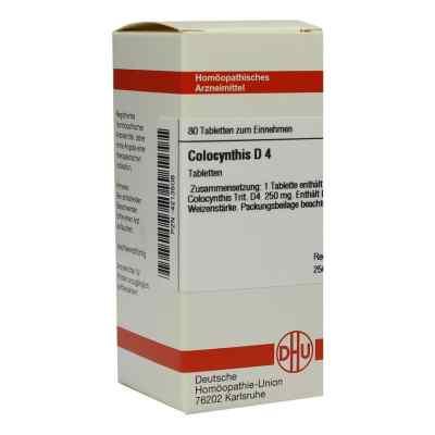 Colocynthis D4 Tabletten  bei juvalis.de bestellen
