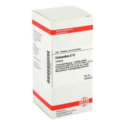 Colocynthis D12 Tabletten  bei juvalis.de bestellen