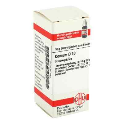Conium D 10 Globuli  bei juvalis.de bestellen