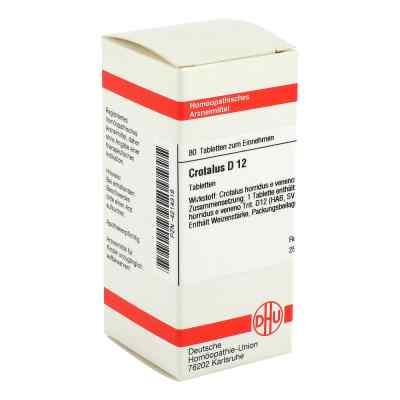 Crotalus D12 Tabletten  bei juvalis.de bestellen