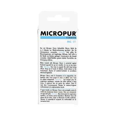 Micropur Classic Mc 1t Tabletten  bei juvalis.de bestellen