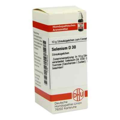 Selenium D 30 Globuli  bei juvalis.de bestellen