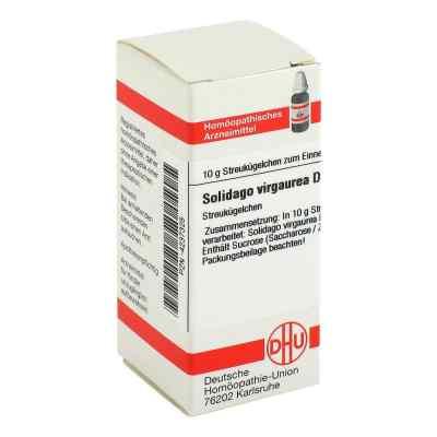 Solidago Virgaurea D 1 Globuli  bei juvalis.de bestellen
