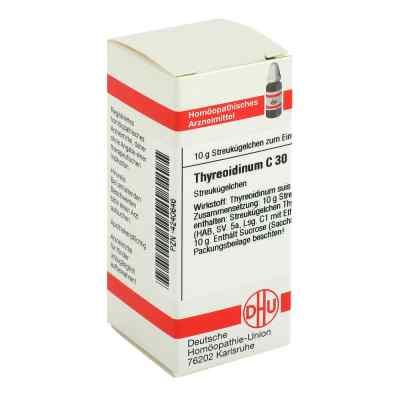 Thyreoidinum C 30 Globuli  bei juvalis.de bestellen