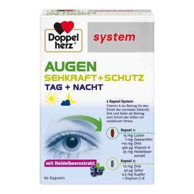 Doppelherz Augen Sehkraft+schutz system Kapseln  bei juvalis.de bestellen