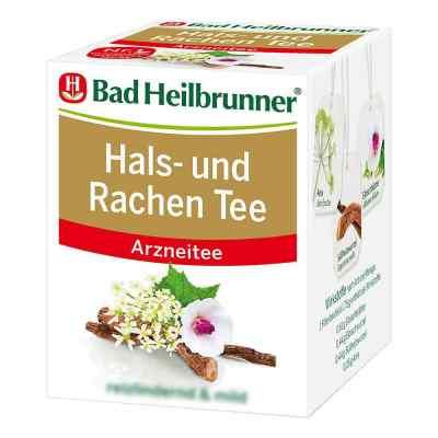 Bad Heilbrunner Tee Hals- und Rachen Filterbeutel  bei juvalis.de bestellen