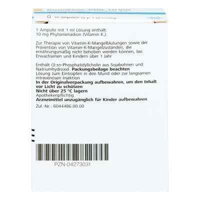 Konakion Mm 10 mg Lösung  bei juvalis.de bestellen