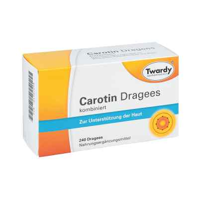 Carotin Dragees kombiniert  bei juvalis.de bestellen