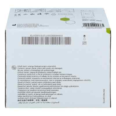 Cosmopor steril 5x7,2 cm  bei juvalis.de bestellen