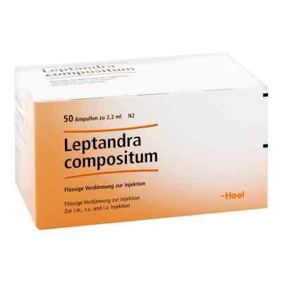 Leptandra Compositum Ampullen  bei juvalis.de bestellen