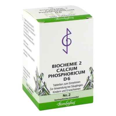 Biochemie 2 Calcium phosphoricum D 6 Tabletten  bei juvalis.de bestellen
