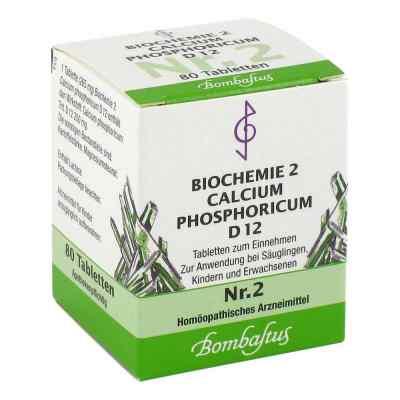 Biochemie 2 Calcium phosphoricum D12 Tabletten  bei juvalis.de bestellen