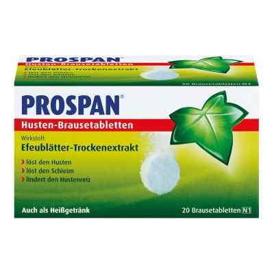 Prospan Husten-Brausetabletten  bei juvalis.de bestellen