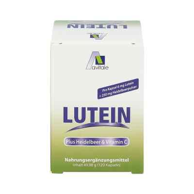 Lutein Kapseln 6 mg + Heidelbeer  bei juvalis.de bestellen