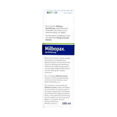 Milbopax Sprühlösung  bei juvalis.de bestellen
