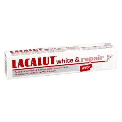 Lacalut white & repair Zahncreme  bei juvalis.de bestellen