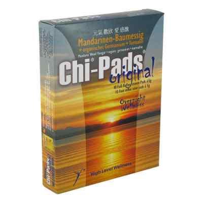Chi Pads Mandarin.baumessig Fussreflexzonen Pads  bei juvalis.de bestellen