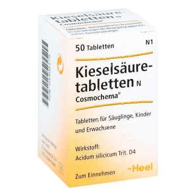 Kieselsäure N Cosmochema Tabletten  bei juvalis.de bestellen