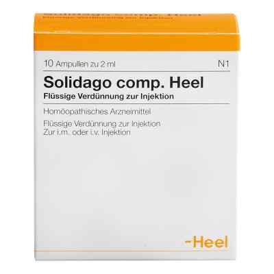 Solidago Comp.heel Ampullen  bei juvalis.de bestellen