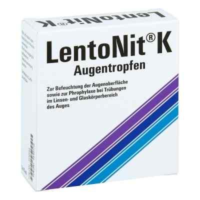 Lento Nit K Augentropfen  bei juvalis.de bestellen