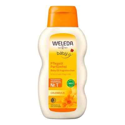 Weleda Calendula Pflegeöl parfümfrei  bei juvalis.de bestellen