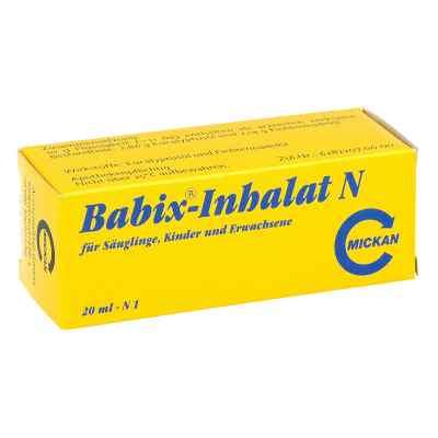Babix-Inhalat N  bei juvalis.de bestellen