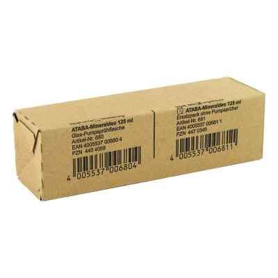 Ataba Mineral Deo Pumpspray Ersatzpackung  bei juvalis.de bestellen