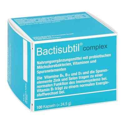 Bactisubtil Complex Kapseln  bei juvalis.de bestellen