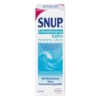 Snup Schnupfenspray 0,05%  bei juvalis.de bestellen