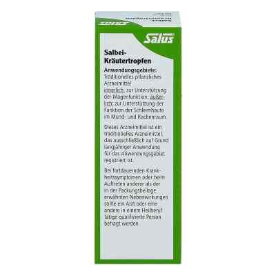 Salbei-Kräutertropfen Salus  bei juvalis.de bestellen