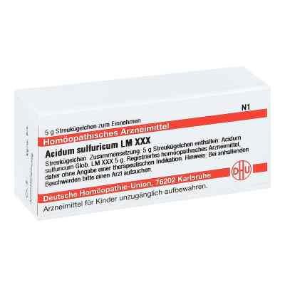 Lm Acidum Sulfuricum Xxx Globuli  bei juvalis.de bestellen