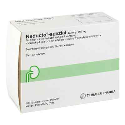 Reducto Spezial überzogene Tabletten  bei juvalis.de bestellen