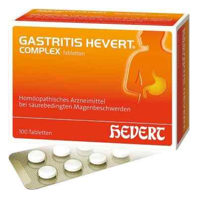 Gastritis Hevert Complex Tabletten  bei juvalis.de bestellen