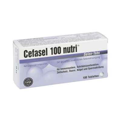 Cefasel 100 nutri Selen Tabs Tabletten  bei juvalis.de bestellen