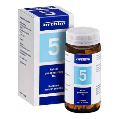 Biochemie Orthim 5 Kalium phosphoricum D6 Tabletten  bei juvalis.de bestellen