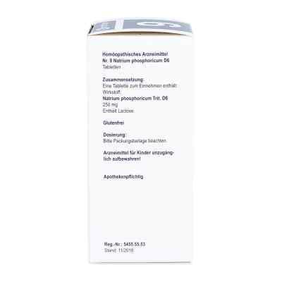 Biochemie Orthim 9 Natrium phosphoricum D6 Tabletten  bei juvalis.de bestellen