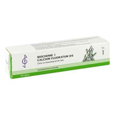 Biochemie 1 Calcium fluoratum D6 Creme  bei juvalis.de bestellen