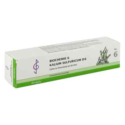 Biochemie 6 Kalium sulfuricum D 6 Creme  bei juvalis.de bestellen