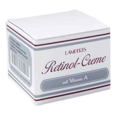 Retinol Creme Lamperts  bei juvalis.de bestellen